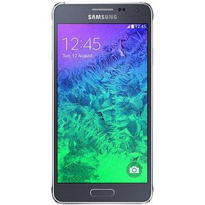 Galaxy Alpha 32GB - Black AT&T