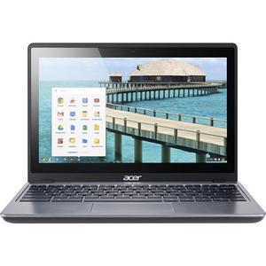 Acer C720P-2625 ChromeBook Celeron 2955U 1.4 GHz 16GB SSD - 4GB