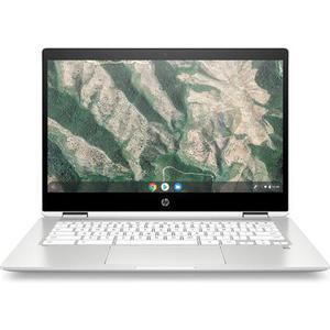 HP Chromebook x360 14b-ca0010nr Celeron N4000 1.1 GHz 32GB eMMC - 4GB