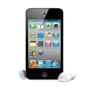 iPod Touch 4 - 16GB - Black