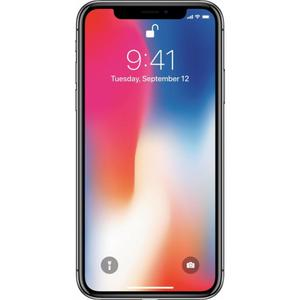 iPhone X 64GB - Space Gray Cricket
