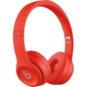 Beats by Dr. Dre Solo3 Wireless On-ear Headphones - Citrus Red