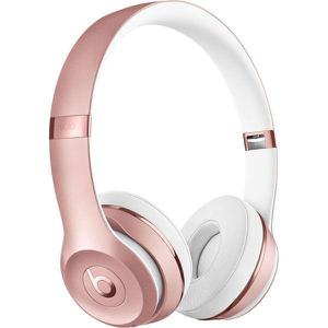 Beats By Dr. Dre Solo3 Wireless Headphone Bluetooth - Rose Gold
