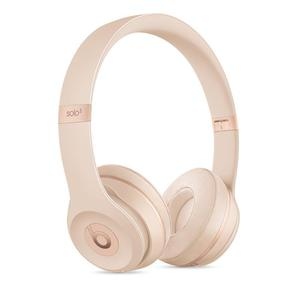 Beats By Dr. Dre Solo3 Wireless Headphone Bluetooth - Matte Gold