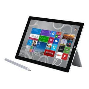 Microsoft Surface pro 3 () 256GB  - Silver - (Wi-Fi)