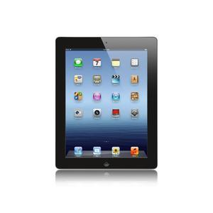 iPad 3rd Gen (March 2012) 64GB - Black - (Wi-Fi + GSM)