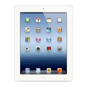 iPad 3rd Gen (March 2012) 64GB - White - (Wi-Fi + GSM)