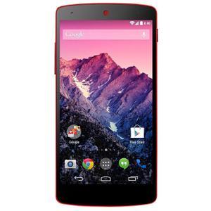 LG Nexus 5 16GB  - Red Unlocked GSM