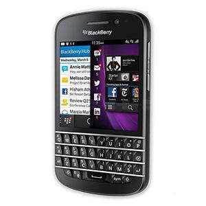 BlackBerry Q10 16GB  - Black AT&T