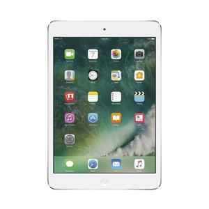 iPad mini 2 (November 2013) 16GB - Silver - (Wi-Fi + GSM/CDMA + LTE)