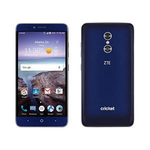 ZTE Blade X Max 32GB  - Blue Cricket