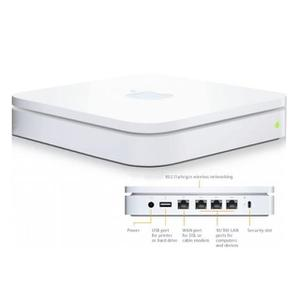 Apple AirPort Extreme Base Station - Simultaneous Dual Band