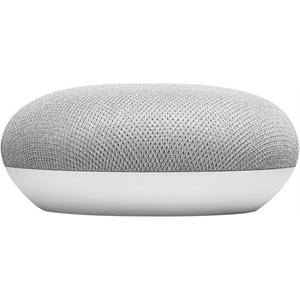 Speaker Google Home Mini  - Chalk Grey