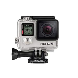 GoPro HERO4 On Board Camera - Silver