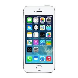 iPhone 5s 32GB  - Silver Unlocked
