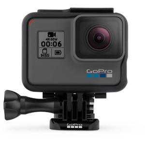 GoPro Hero 6 Black - Waterproof Digital Action Camera