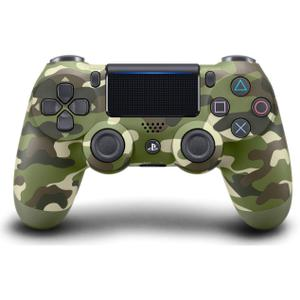 Sony PlayStation 4 DualShock 4 Controller - Green Camouflage