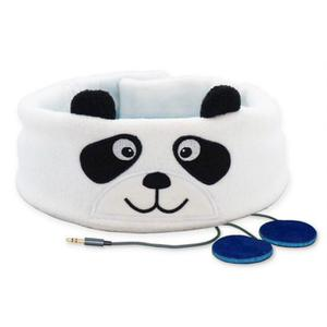 Snuggly Rascal Kid's Headphones (Panda) - White