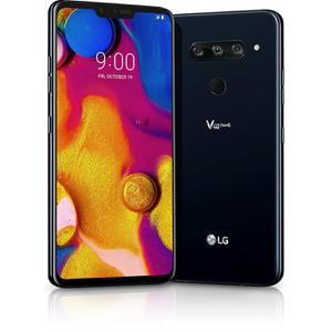 Lg V40 ThinQ 64GB  - Black AT&T