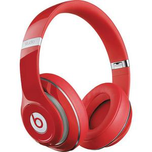 Beats By Dr. Dre Studio2 Noise reducer Headphone Bluetooth - Red