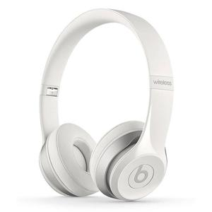 Beats By Dr. Dre Studio2 Headphone Bluetooth with microphone - White