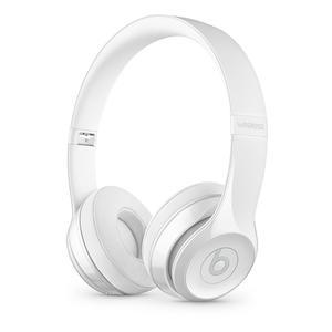 Beats Solo3 Wireless Headphones - Gloss White