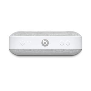 Beats By Dr. Dre Pill + Bluetooth Speakers - White