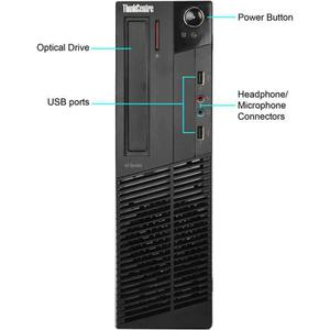 Lenovo Thinkcentre M92P Core i5 3.2 GHz GHz - HDD 500 GB RAM 8GB