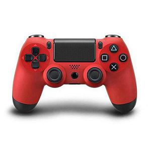 Controller Wireless Sony Playstation 4 Dualshock 4   -  Red/Black