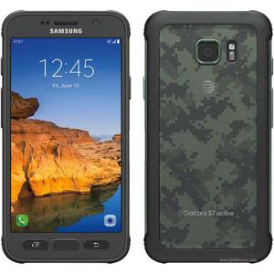 Galaxy S7 Active 32GB   - Camo Green AT&T