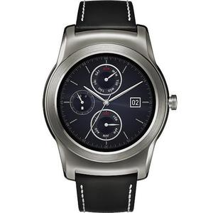 LG Watch Urbane W150 - Silver with Black Strap