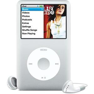iPod Classic 6 80GB - Silver