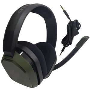 Headphones Wired Gaming Logitech Astro A10 Call Of Duty - Green/Black