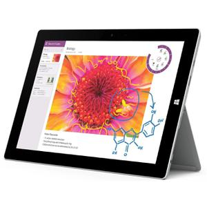 Microsoft Surface 3 (May 2015) 128GB  - Silver - (Wifi)