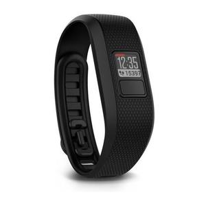 Garmin Vivofit 3 Heart Rate + Fitness Band - Black - XLarge