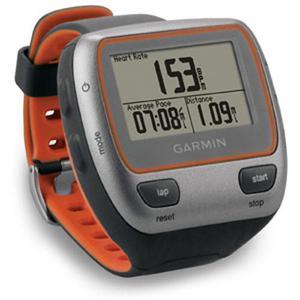 Garmin Forerunner 310XT GPS + Heart Rate - Gray / Orange