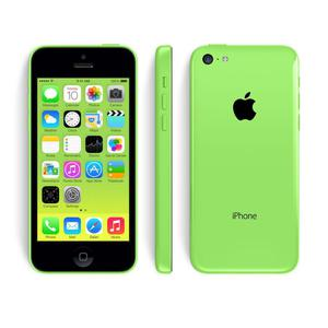 iPhone 5c 32GB - Green - Fully unlocked (GSM & CDMA)