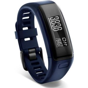 Garmin Vivosmart HR - Heart Rate + Fitness Wristband - Blue