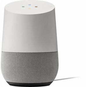 Google Home Smart Speaker -  White / Slate