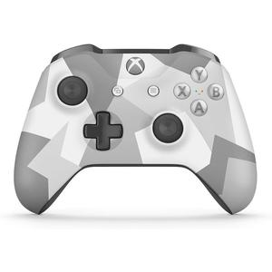Microsoft Xbox One Wireless Video Gaming Controller Winter Forces Special Edition - Urban Camouflage