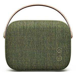 Vifa Helsinki Portable Bluetooth Speaker - Green