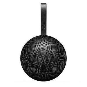 Portable Compact HiFi Bluetooth Speaker Vifa Reykjavik - Lava Black