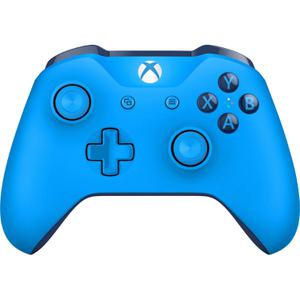 Microsoft XBOX One Wireless Video Gaming Controller - Blue