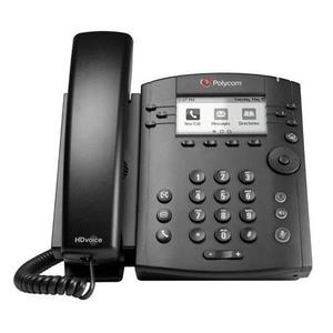 Polycom VVX 300 - Black - Unlocked