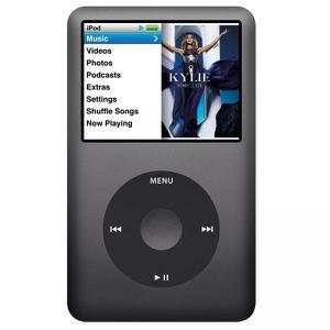 iPod Classic 6 160GB - Black