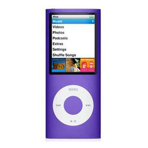 iPod Nano 4 8GB - Purple