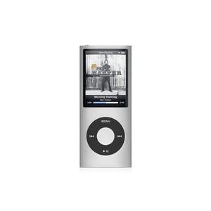 iPod Nano 4 8GB - Silver