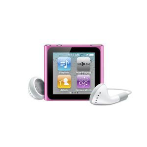 iPod Nano 6 8GB - Pink