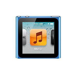 iPod Nano 6 8GB - Blue