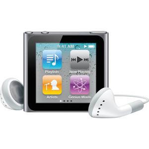 iPod Nano 6 8GB - Silver